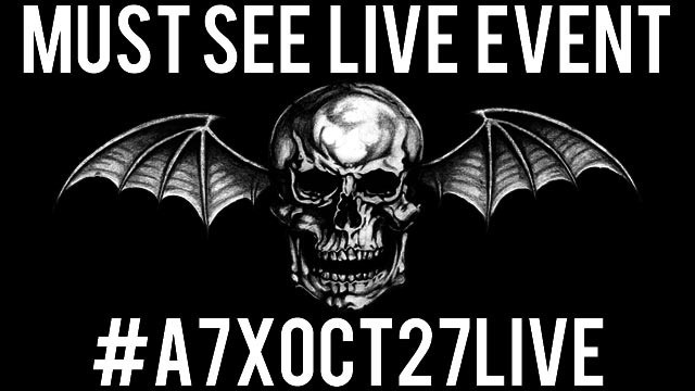Avenged Sevenfold - Live
